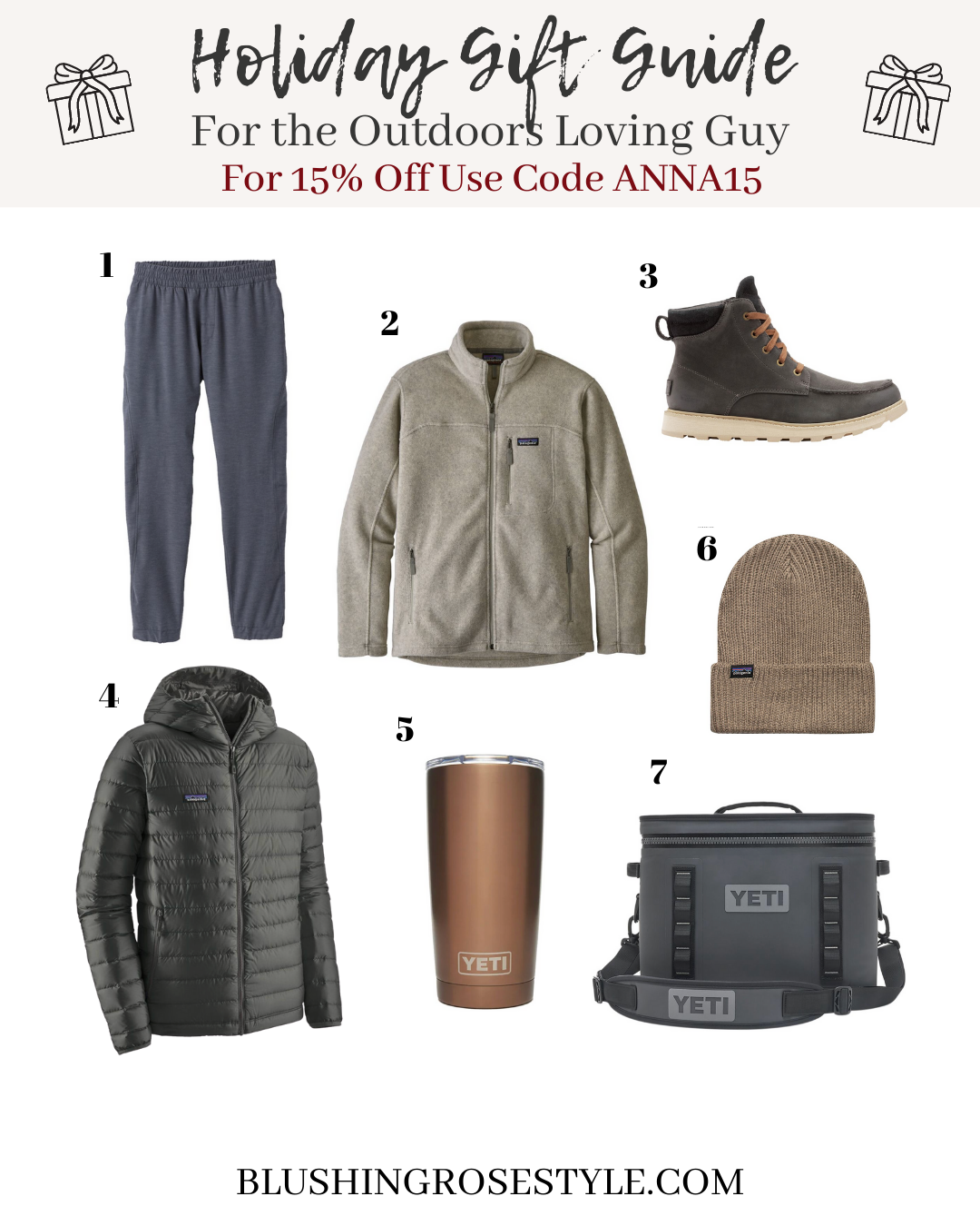gifts for the outdoors enthusiast