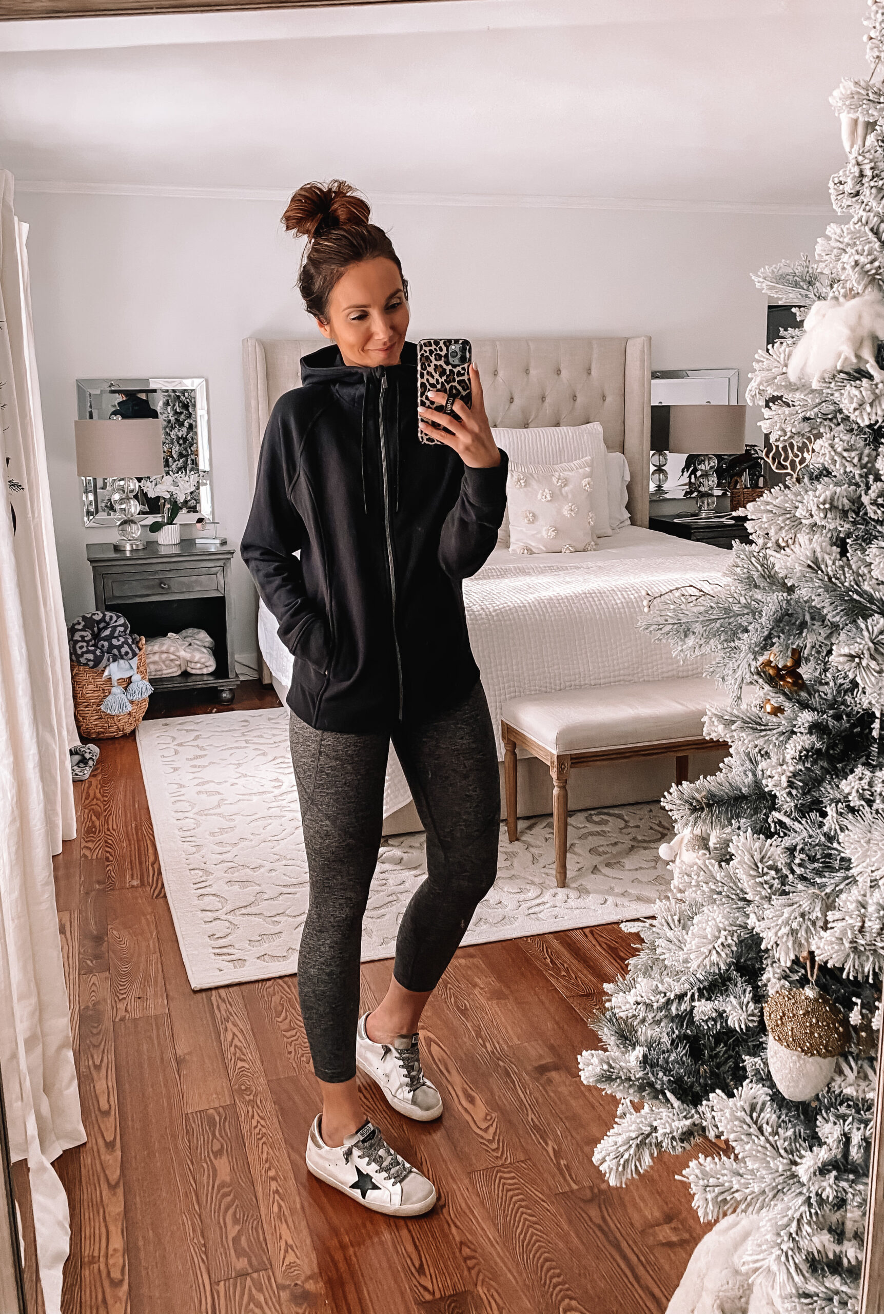 target loungewear, leggings and hoodie