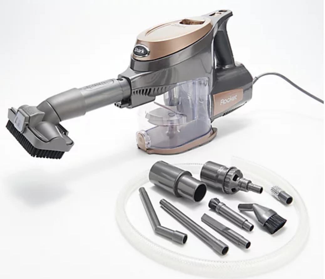 hand shark vacuum