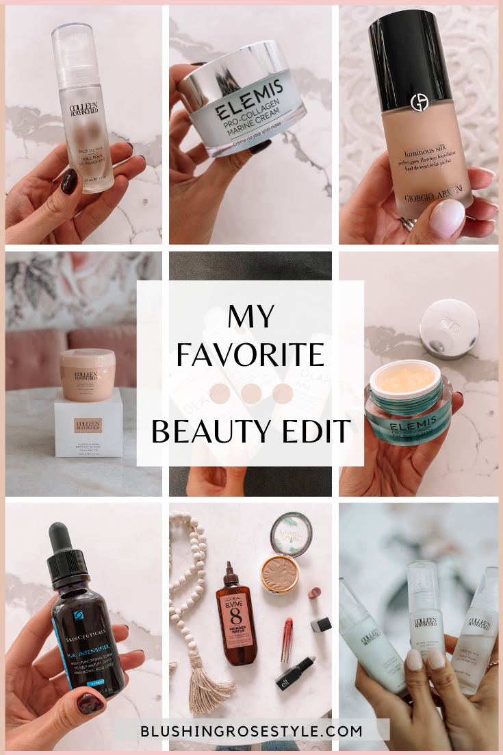 My Favorite – Beauty Edit