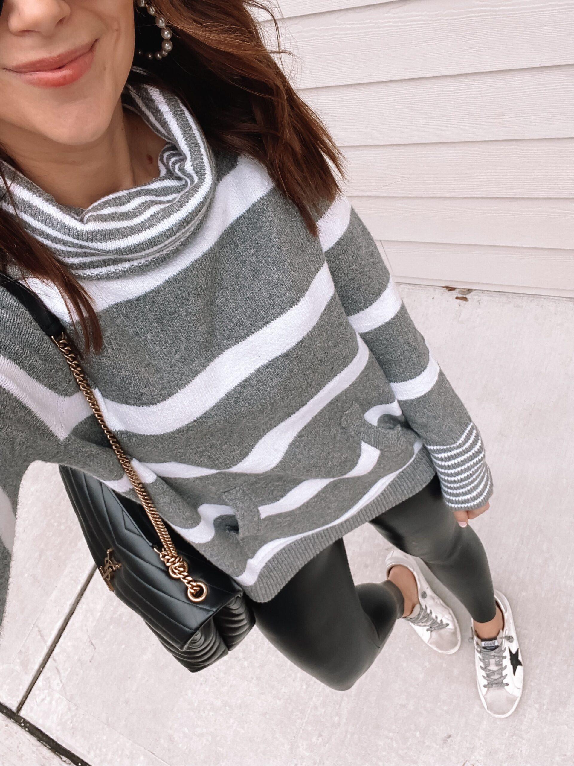 loft stripe sweater