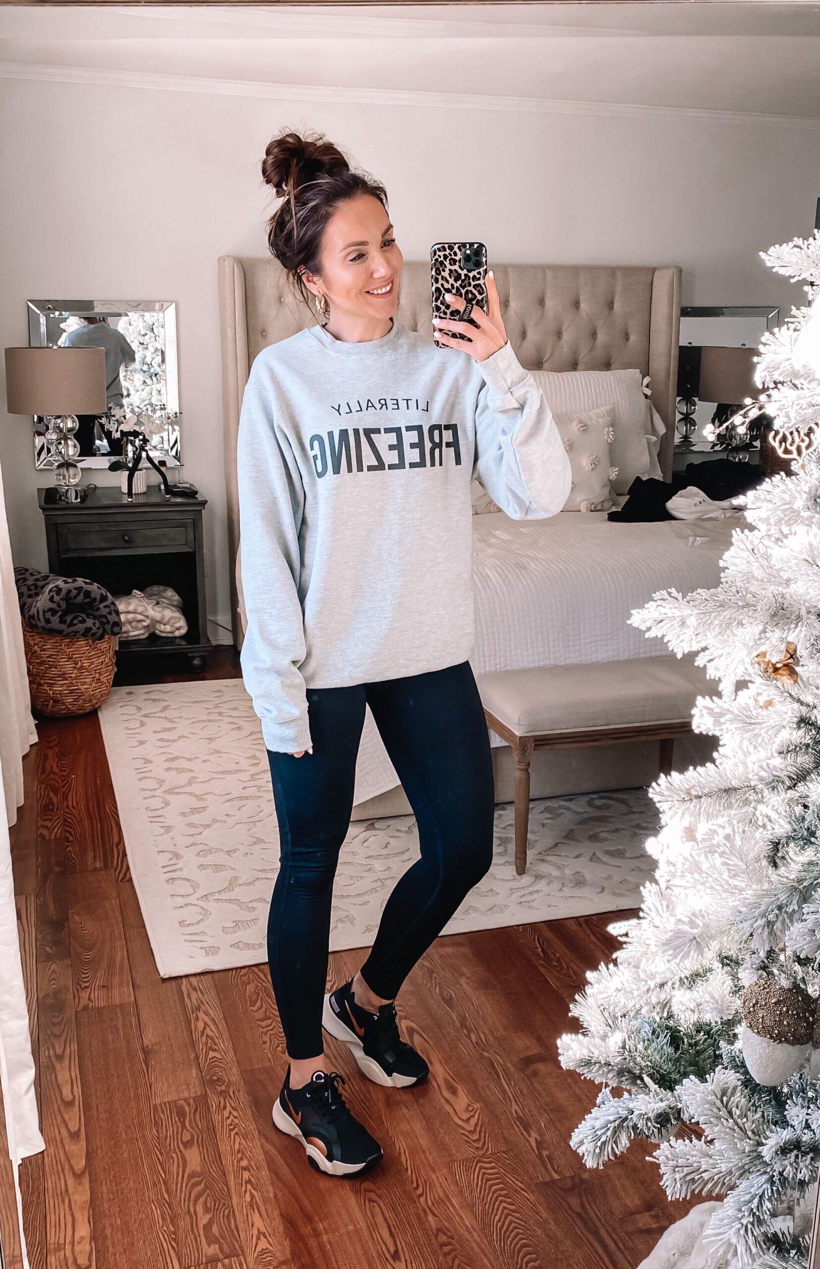 amazon graphic sweatshirt