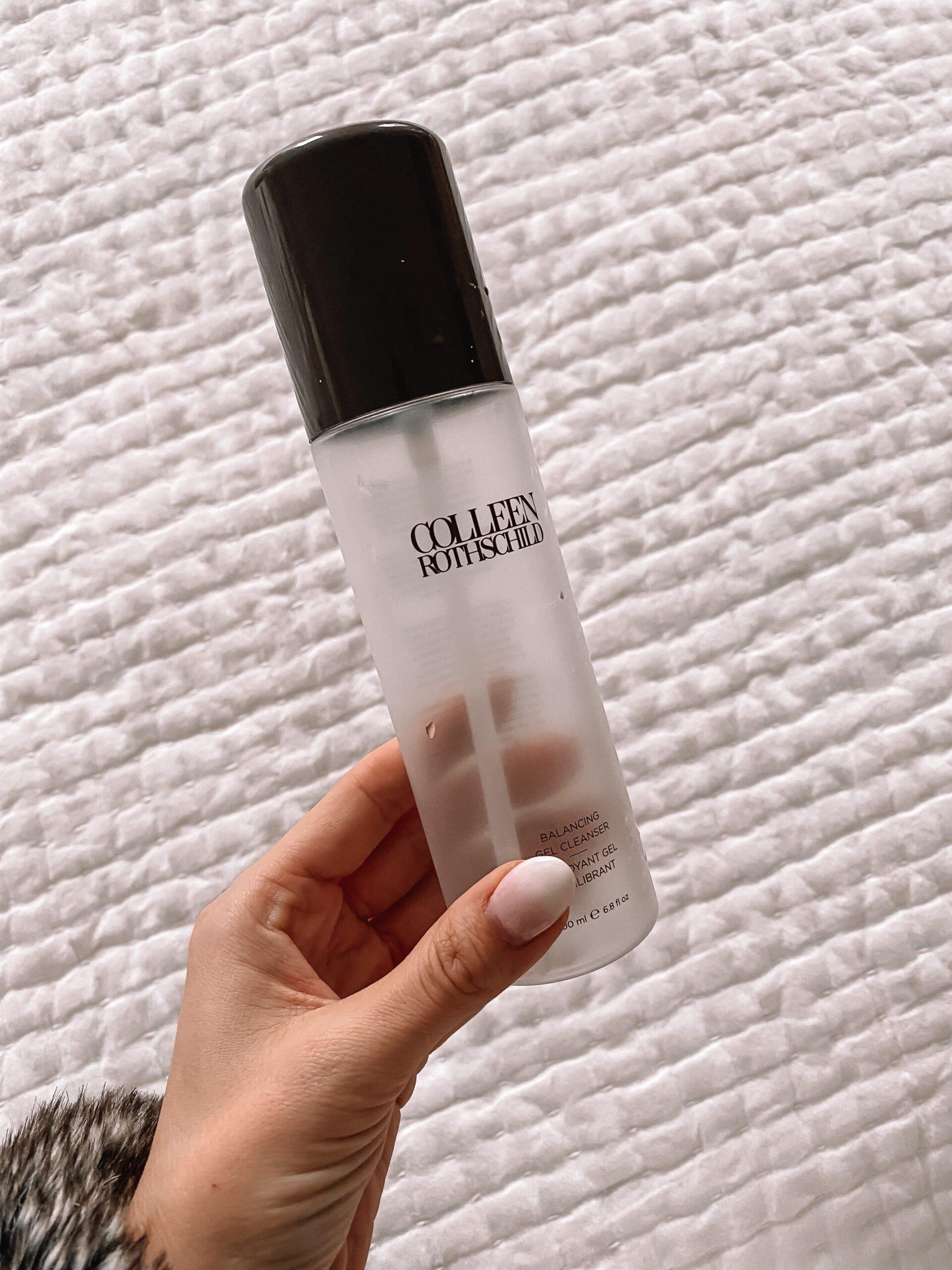 colleen rothschild gel cleanser