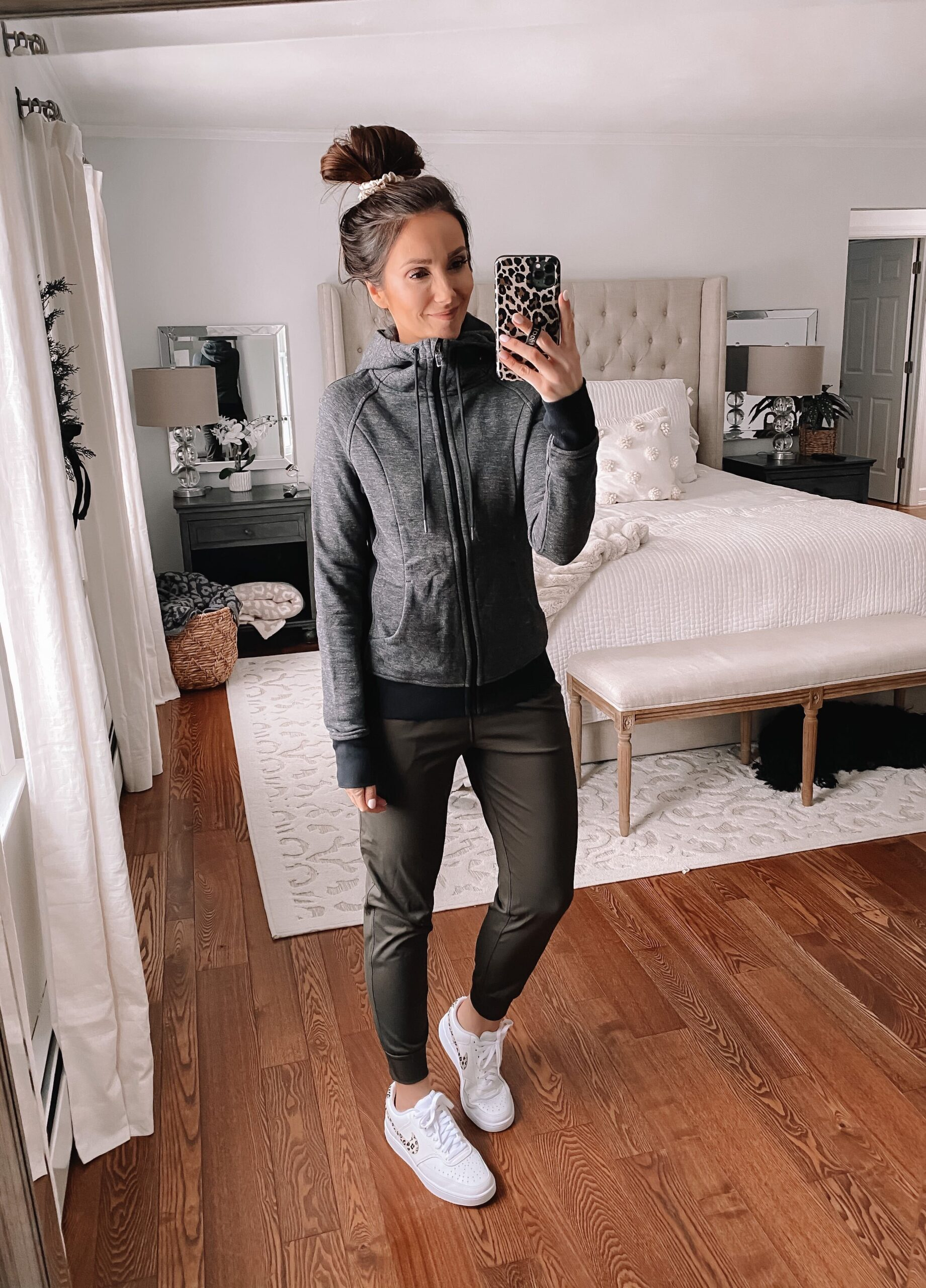 amazon workout hoodie, amazon athleisure