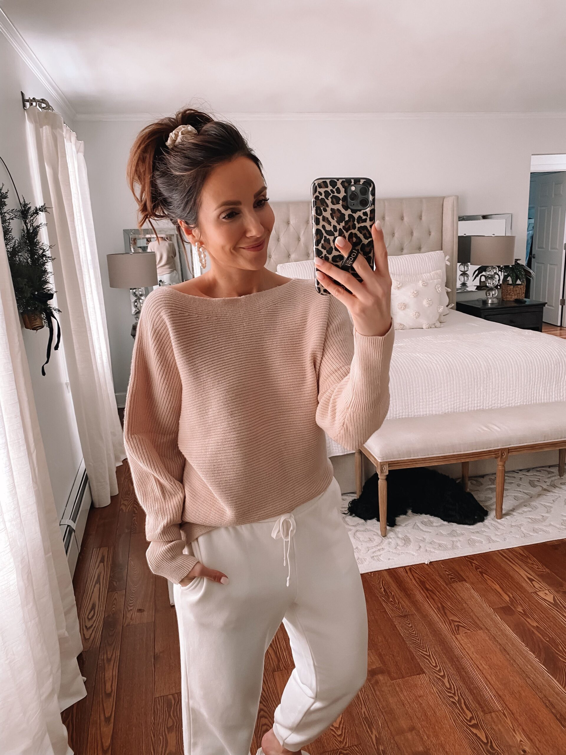 express sweater, casual outfit
