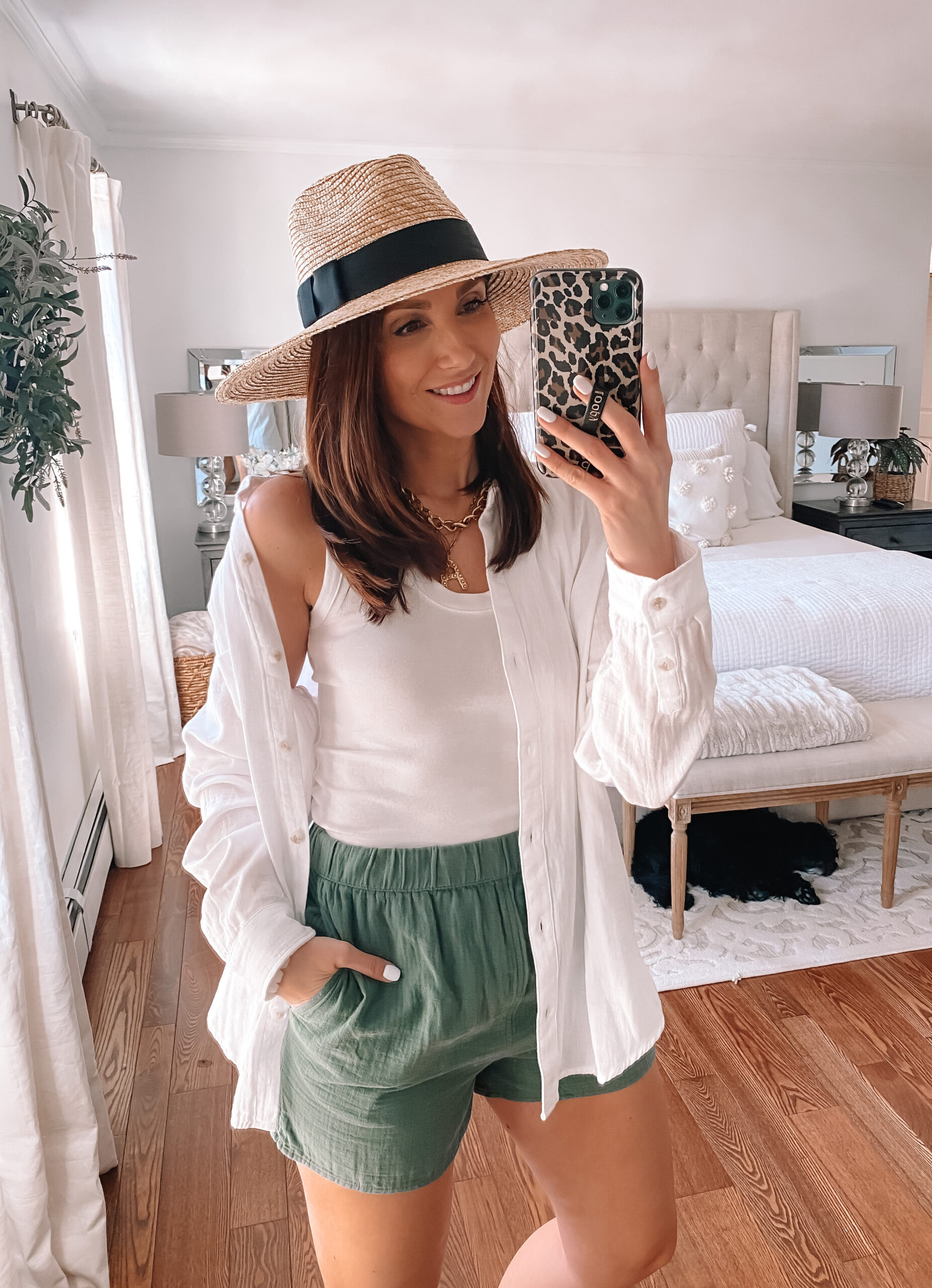 target green shorts, target summer outfit