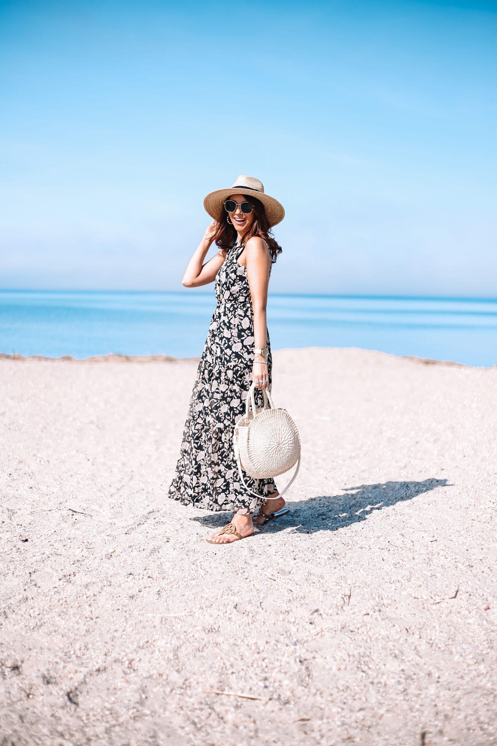 express beach maxi dress