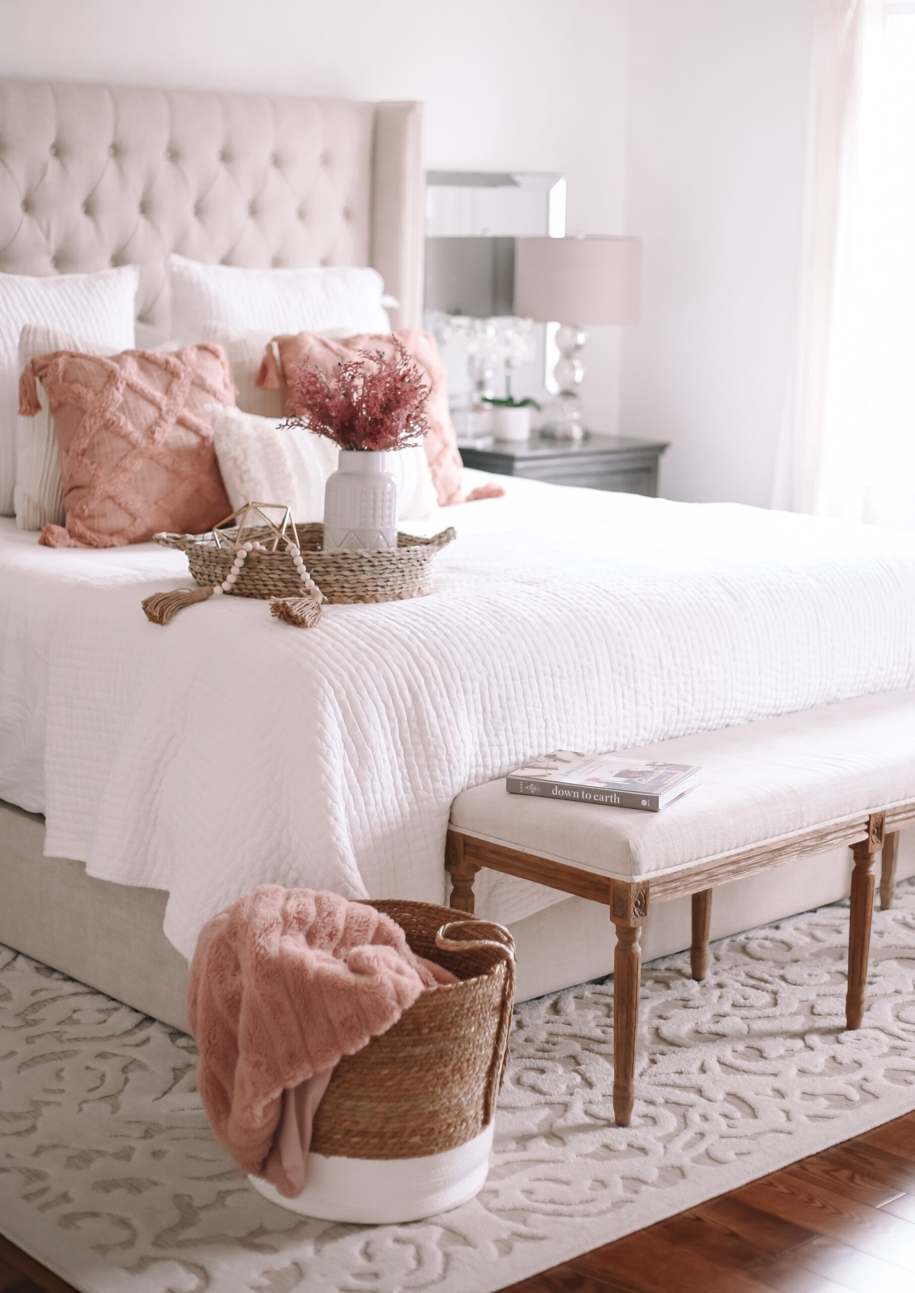 Refresh Your Master Bedroom For Spring