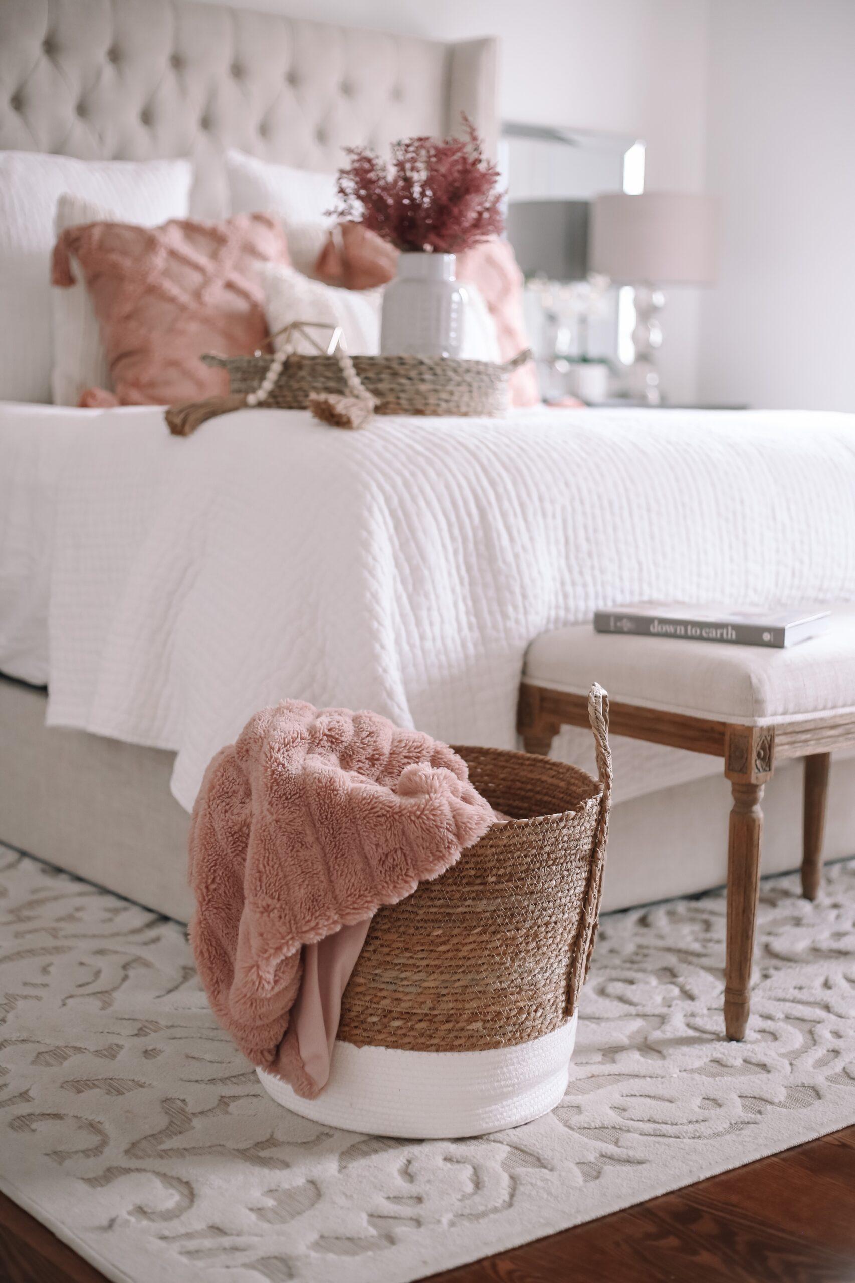 walmart home decor, master bedroom