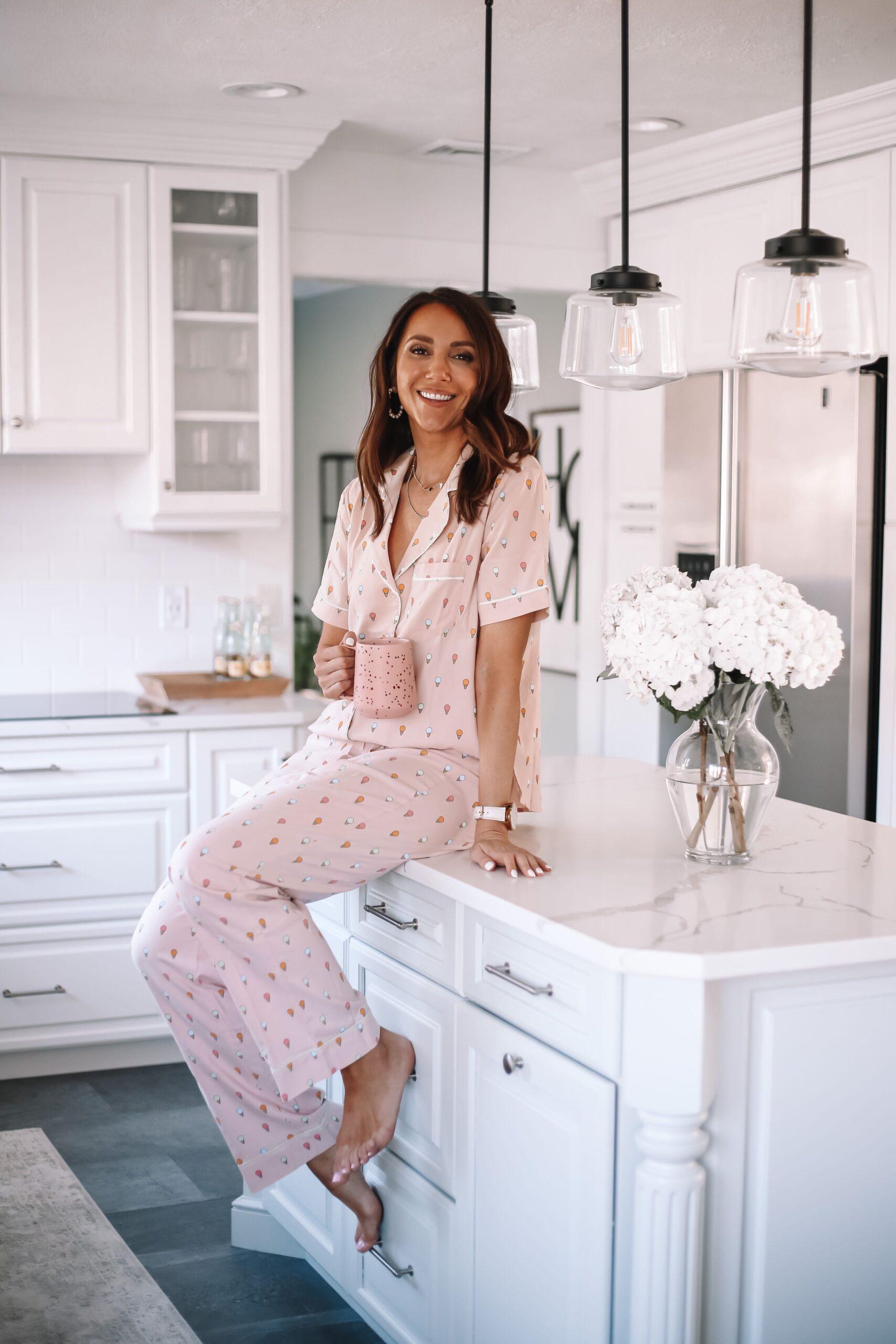 loft icecream pajamas