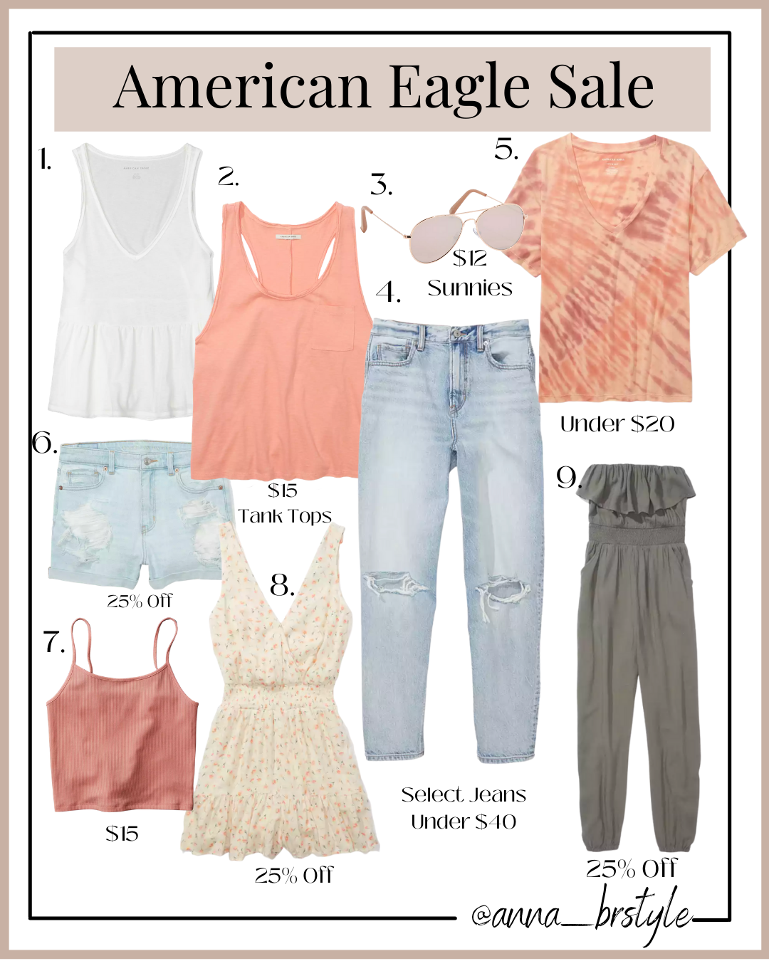 american eagle sale