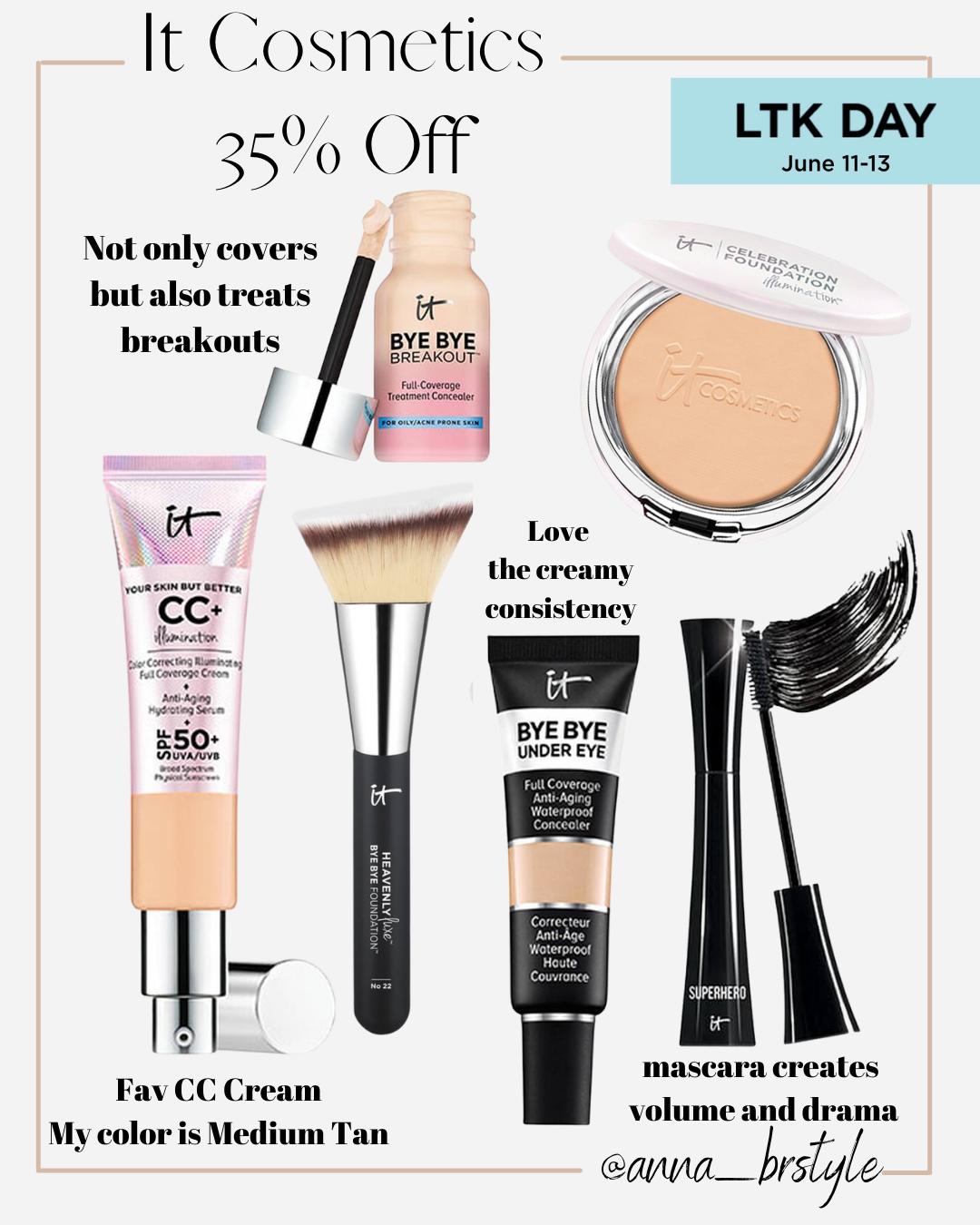 ltk it cosmetics on sale