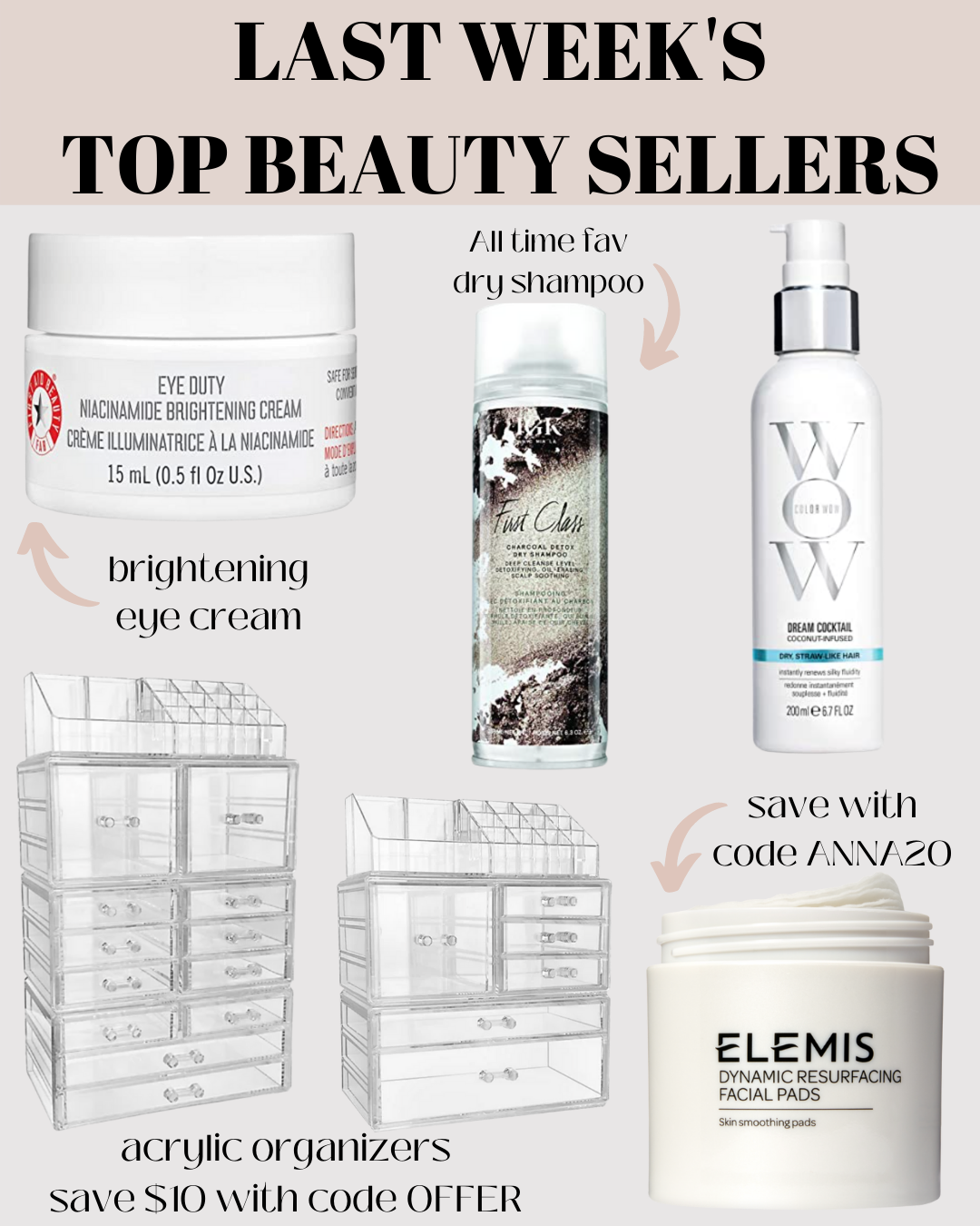beauty best sellers