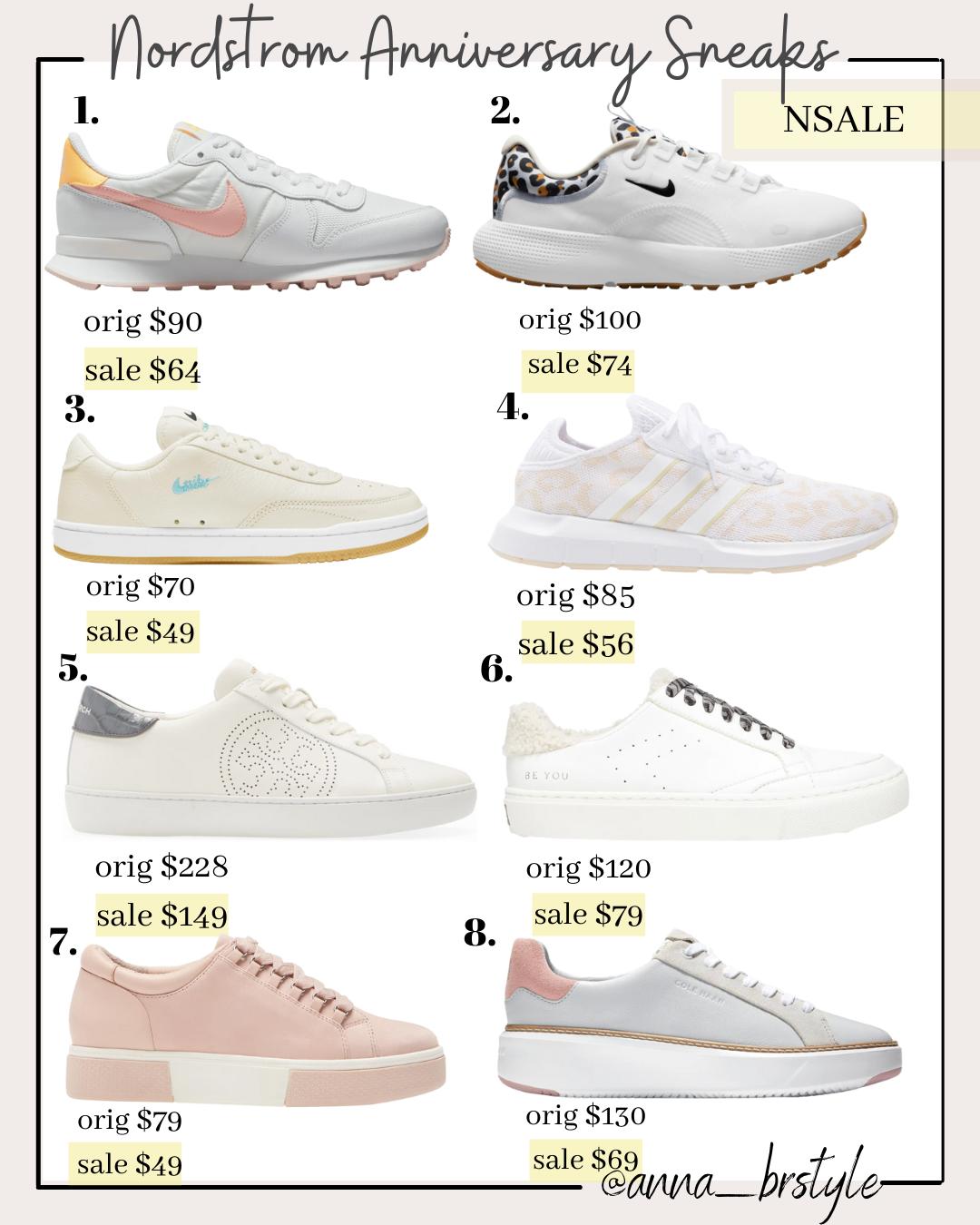 nsale sneakers