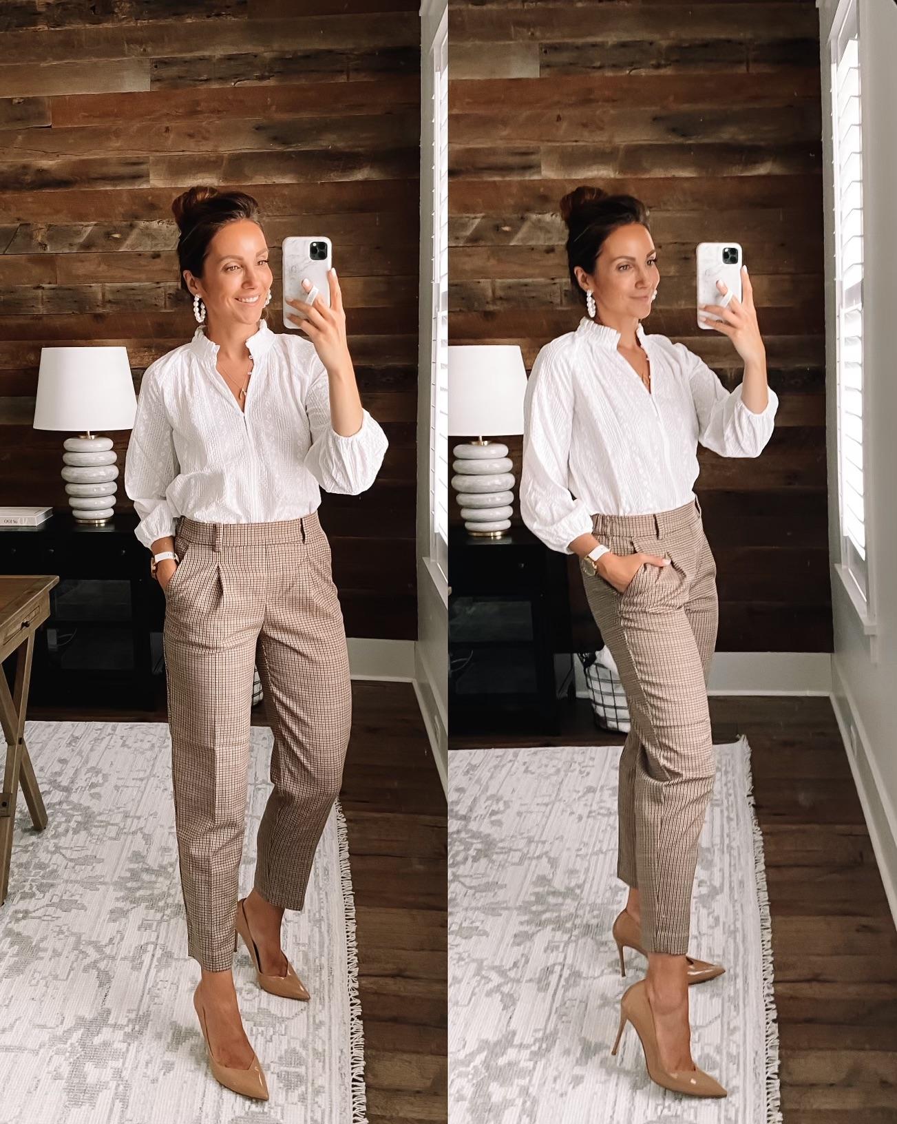 loft workwear, loft outfit