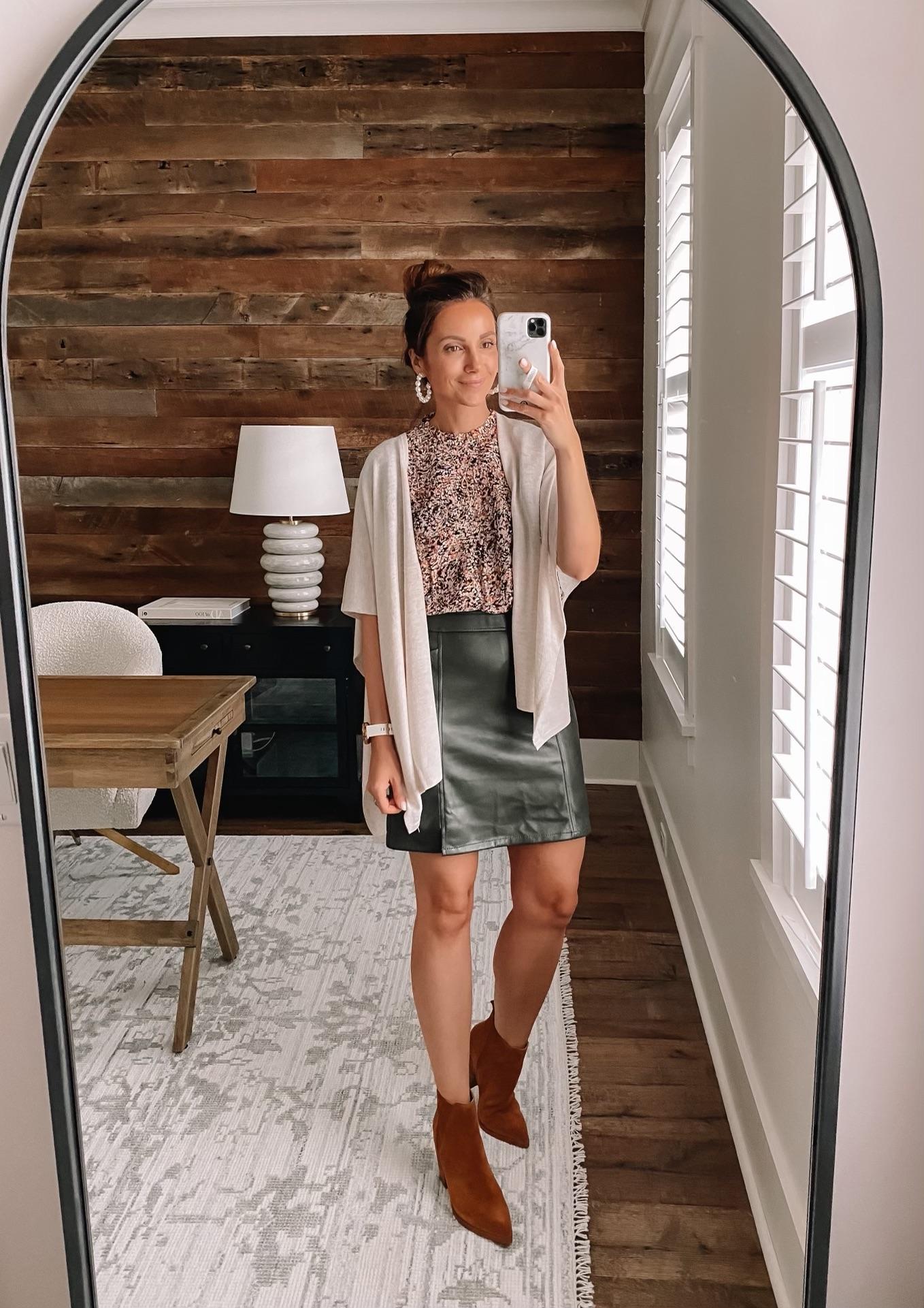 loft workwear, loft teacher outfit idea