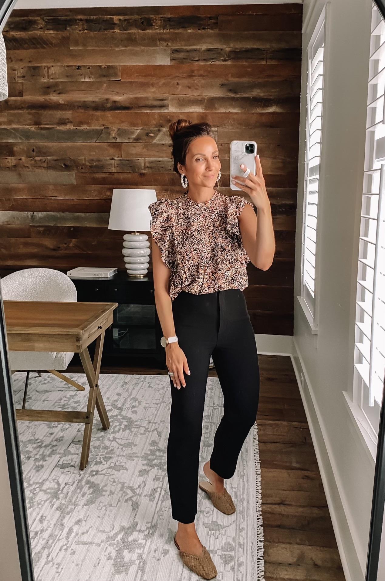 loft workwear outfit, loft teacher outfit, loft outfit